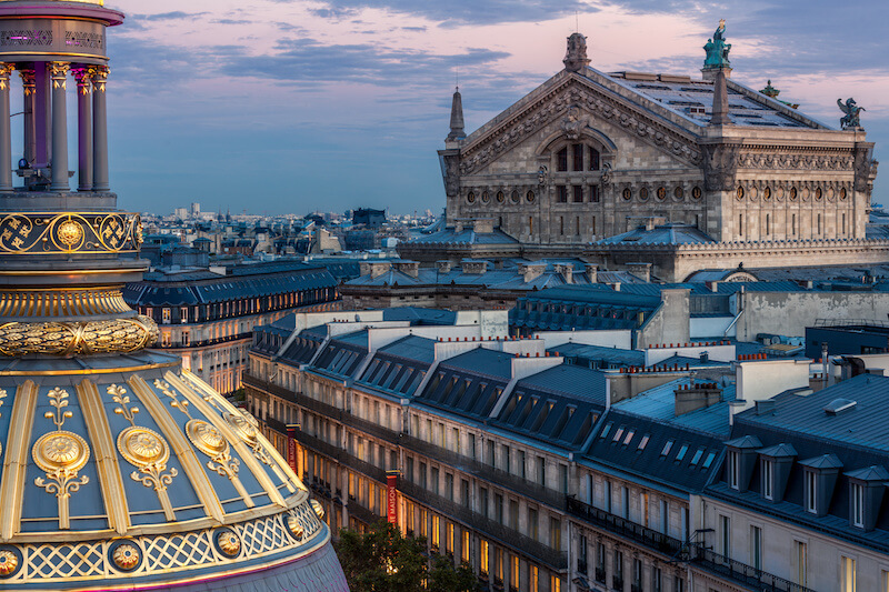 Domiciliation entreprise Paris 9ème arrondissement