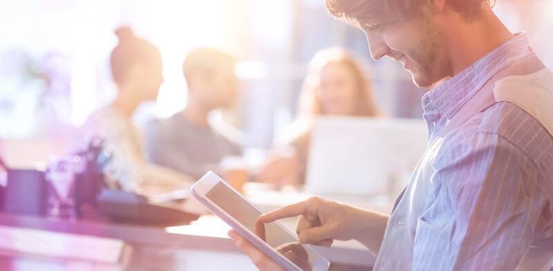 Le bureau virtuel a de nombreux avantages pour les clients ayant opté pour la domiciliation de leur entreprise