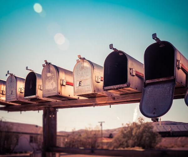 Preview obtenir une pote postale professionnelle pour entreprise