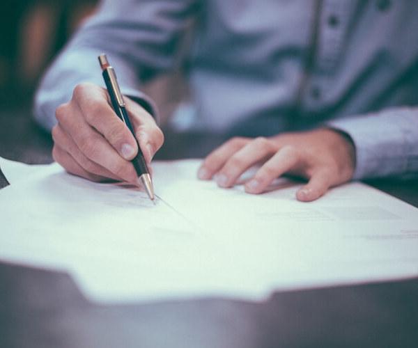 Preview definition contrat de domiciliation