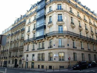 Bureau 128 Rue La Boétie, 75008 Paris